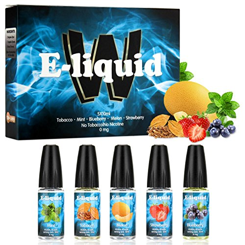 Wotek 5 X 10 ml E-líquido para...