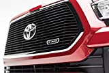 T-Rex 6219411 Laser Billet Series Polished Aluminum Main Grille Insert with Logo Recess for Toyota Tacoma