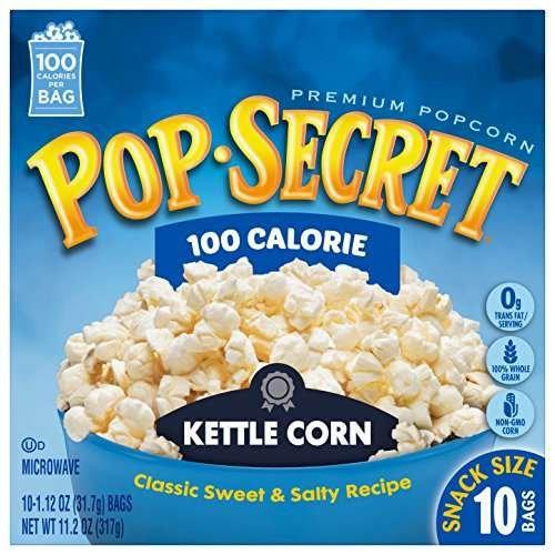 100 calorie popcorn kettle corn - 6