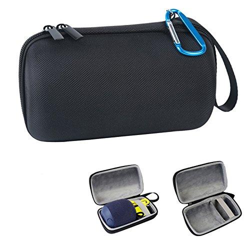 Cikuso Caja Cubierta de Transporte de Viaje Protectora para UE Wonder Boom Altavoz inalambrico Bluetooth Impermeable Bolsa a Prueba de Golpes