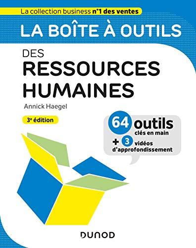La boîte à outils des Ressources Humaines - 3e éd. (BàO La Boîte à Outils)
