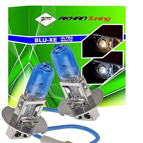 H3100W - Xenon look lampe halogène ampoule ampoule de rechange set H3 100W 12V