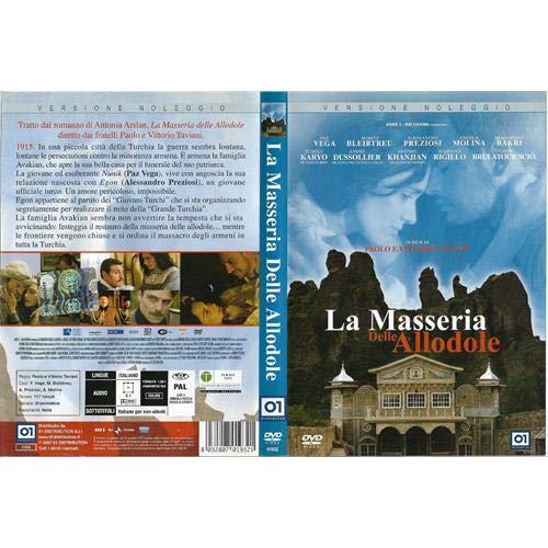 La Masseria Delle Allodole - DVD Ex-Noleggio