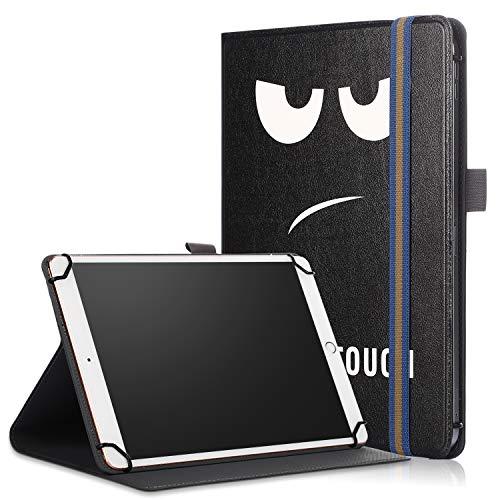 Acelive Cover Custodia Universale per Tablet da 10 10.1 Pollici(MEBERRY/TOSCID/YESTEL/YOTOPT/DUODUOGO/vankyo/GOODTEL/Voukou/BEISTA/KXD 10)