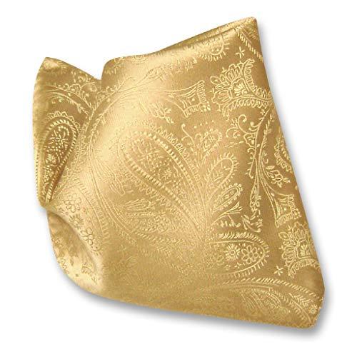 Vesuvio Napoli Gold Paisley Design …