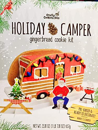 Holiday Gingerbread Holiday Camper Kit