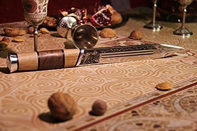 "Russian souvenir knife ""Dagestan 2"". production Kizlyar from Kizlyar :: Combat Knife :: Tactical Knife :: Hunting Knife :: Fixed Blade Knife :: Folding Blade Knife"