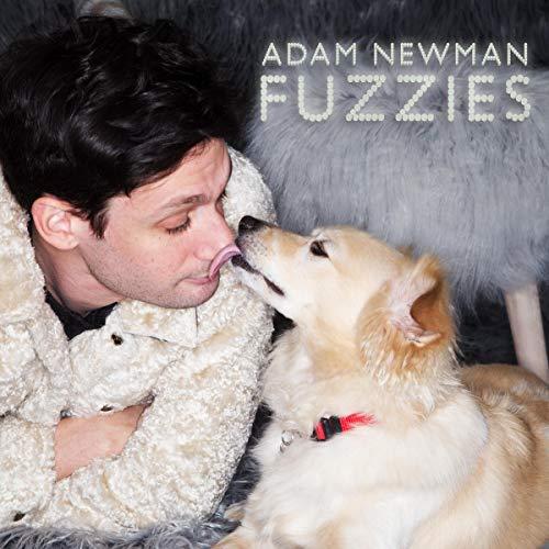 Adam Newman audiobook cover art