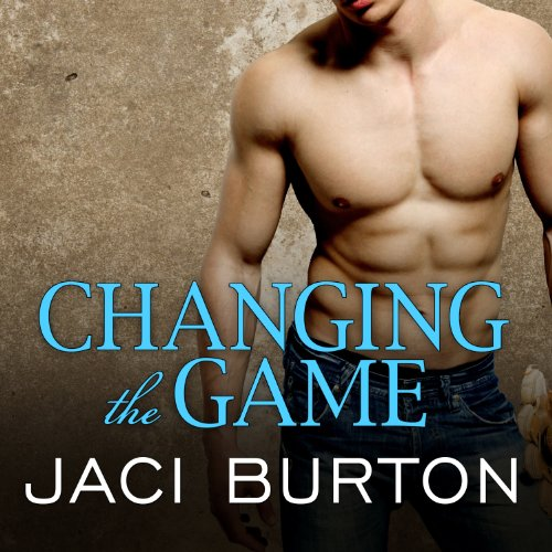 Changing the Game audiobook cover art