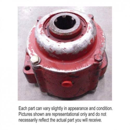 Used PTO Gear Case Compatible with Hesston 1270 1265 1160 1014 1260 1170 1275 Case IH 8360 8380 SC416 SC414 SC412 8370 Gehl 2262 John Deere 1424 1525 1380 1600 New Holland 499 1475 116 114 Owatonna