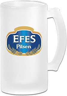 efes beer glass