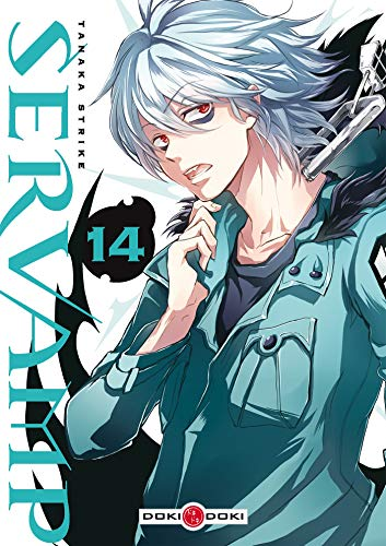 Servamp Edition simple Tome 14