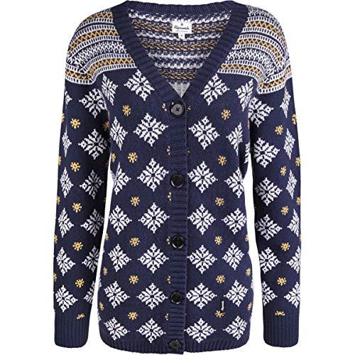 Alprausch Damen Cocolina Knitted Cardigan Strickjacke
