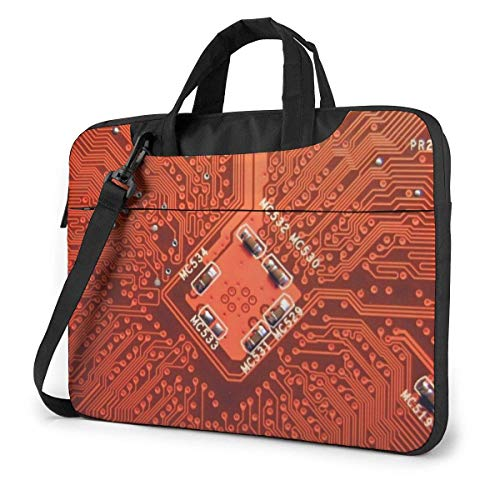XCNGG Laptop Bag Carrying Laptop Case, Dinosaur Print Computer Sleeve Cover with Handle, Business BriefcaseBag for Ultrabook, MacBook, Asus, Samsung, Sony, Notebook 13 inch