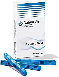 Original BMW Natural Air Innenraumdüfte   Refill Kit Energizing Tonic, Duft, Geruch