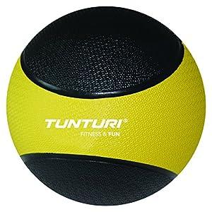 Tunturi Functional Fitness Balon Medicinal, Unisex Adulto, Blue, 1 ...