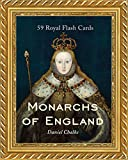 Monarchs of England: 59 Royal Flashcards (English Edition)