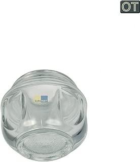 ORIGINAL Kalotte Schutzglas Lampe Leuchte Backofen Electrolux AEG 387911390