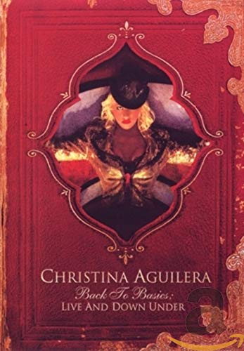 Christina Aguilera - Back To Basics: Live And Down Under [DVD]