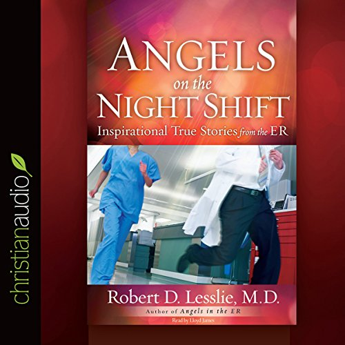 Angels on the Night Shift audiobook cover art