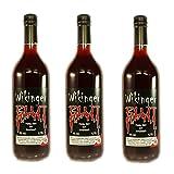 3 Flaschen Wikingerblut á 0,75 Liter 6% vol. Honigwein Honig Met