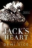 The Jack's Heart: An Antihero Dark Romance (Prison Saints Book 1)