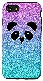 iPhone SE (2020) / 7 / 8 Cute Trendy Panda Bear Gift for Girls Teens and Women Case