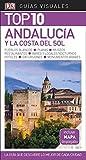 Guía Visual Top 10 Andalucía y la Costa del Sol: La guía que descubre lo mejor de cada ciudad (GUIAS TOP10)