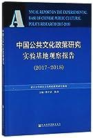 中国公共文化政策研究实验基地观察报告(2017-2018)