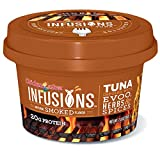 Chicken of the Sea Infusions Tuna, Smoked Flavor, 2.8 Oz. Cups (Pack Of 6)