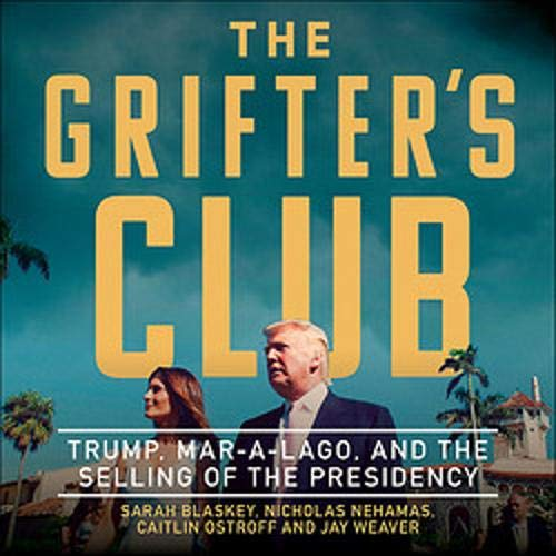 The Grifter's Club cover art