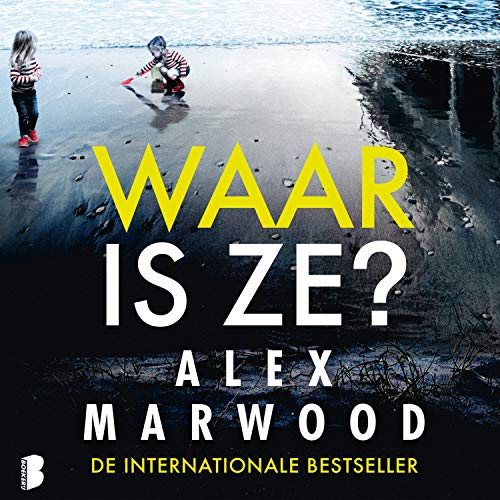 Waar is ze? audiobook cover art