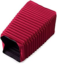 eTone Professional Made Bellows for Graflex Crown/Speed Graphic 4x5 Large Format Camera Red