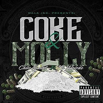 Coke & Molly (feat. Lil Weirdo)