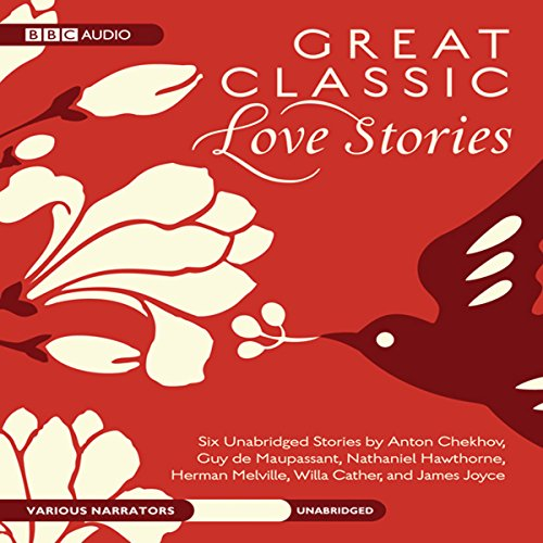 Great Classic Love Stories audiobook cover art