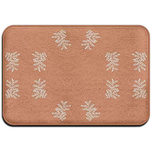 ADOLA area rugs Fondo de Pantalla de Helecho Delicado en pimentón (4847) Alfombras de área de diseño para Sala de Estar