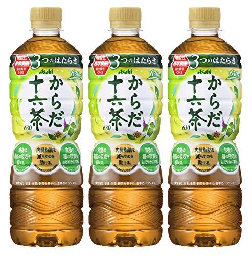アサヒ飲料 十六茶 からだ十六茶 630ml