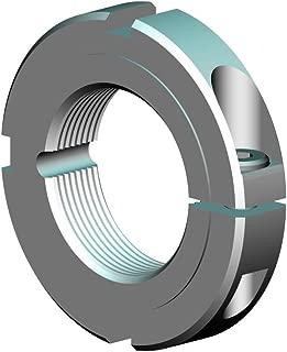 Whittet-Higgins CNB-11 Threaded Clampnut/Shaft & Bearing Locknut Collar, UNS 2.157-18 Right-Hand Thread, Self-Locking, Replaces Ruland TCN-11-F, Standard NC-11,