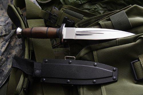 Kizlyar Messer KO-1 Holz, Einsatzmesser, Dolch