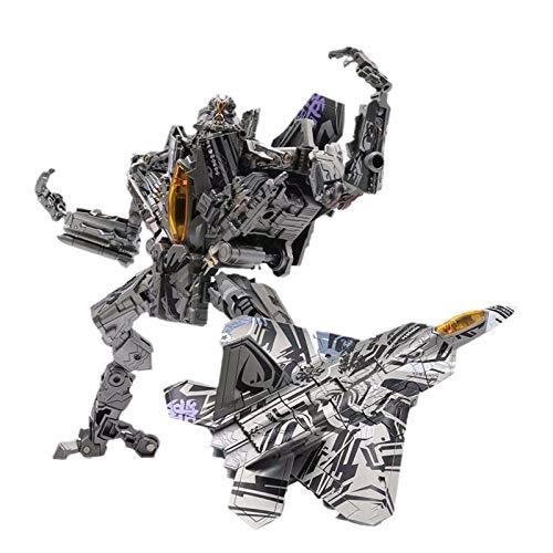 YCLL Transformer Spielzeug Movie Masterpiece Series MPM-10 Starscream Collector Figur Studio Black Mamba Movie Starscream