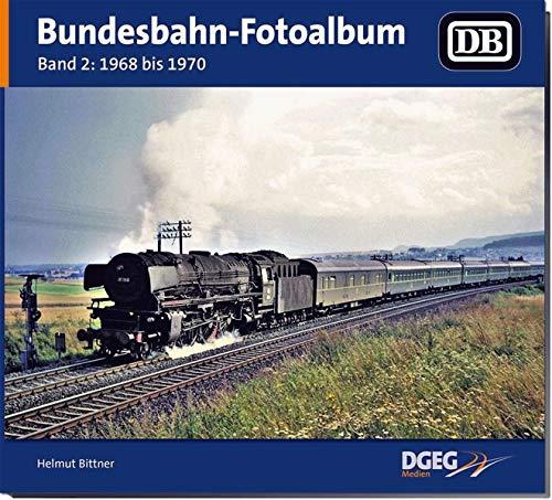 Bundesbahn-Fotoalbum, Band 2: 1968-1970