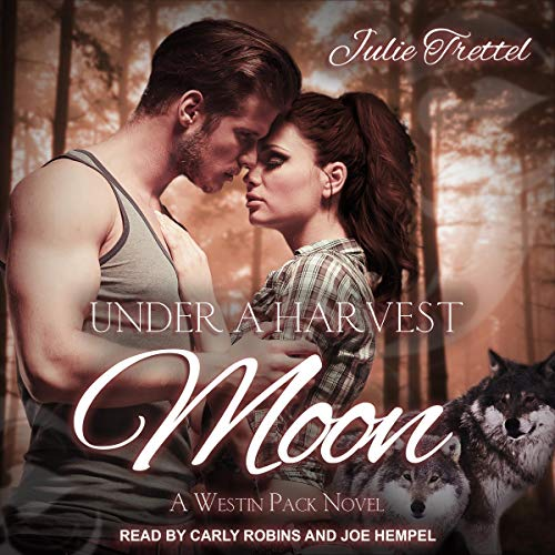 Under a Harvest Moon audiobook cover art