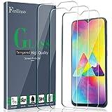 Ferilinso Cristal Templado para Samsung Galaxy M20, A10S, A10 Cristal Templado, [3 Pack] Protector de Pantalla Screen Protector