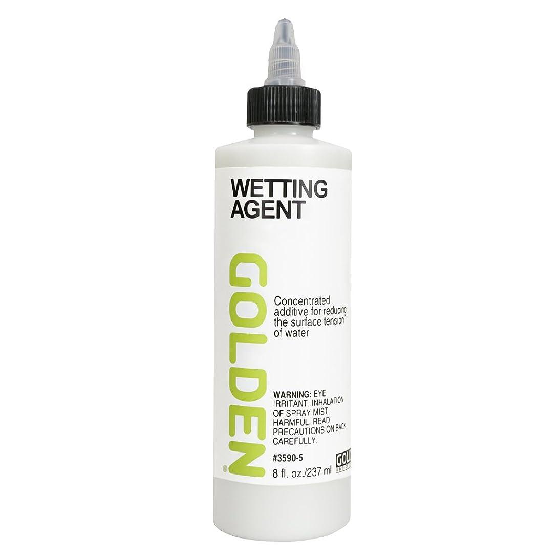 Golden Acrylic Wetting Agent  - 8 Ounce Bottle