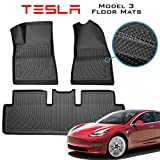 Floor Mats For Tesla Models