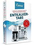 Entkalkungstabletten für Kaffeevollautomat, Kaffeemaschine, Espressomaschine 20x...