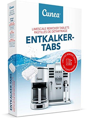 Entkalkungs-Tabletten 20x 16g für Kaffeevollautomaten - kompatibel mit sämtlichen Kaffeemaschinen