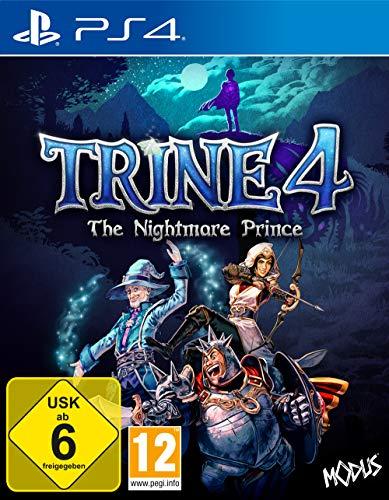 Trine 4 - The Nightmare Prince [PlayStation 4]