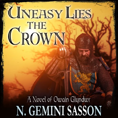 Uneasy Lies the Crown audiobook cover art