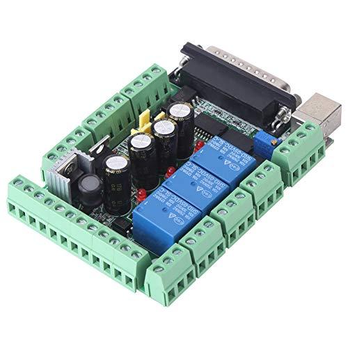 Controlador de máquina de grabado de 4 ejes y 6 ejes para fresadora CNC con carcasa protectora